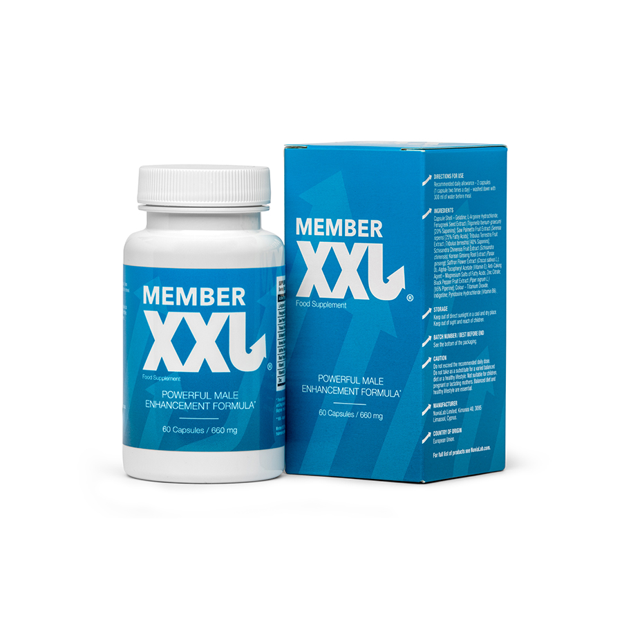 Member XXL - Recensioni Vere 2020, Farmacia, Prezzo e Funziona?