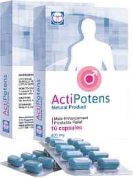 Actipotens - Recensioni Vere 2020, Farmacia, Prezzo e Funziona?