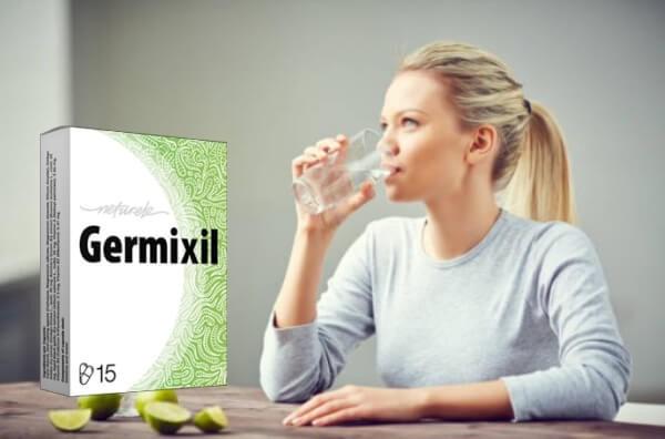 Qual è la composizione delle compresse di Germixil?