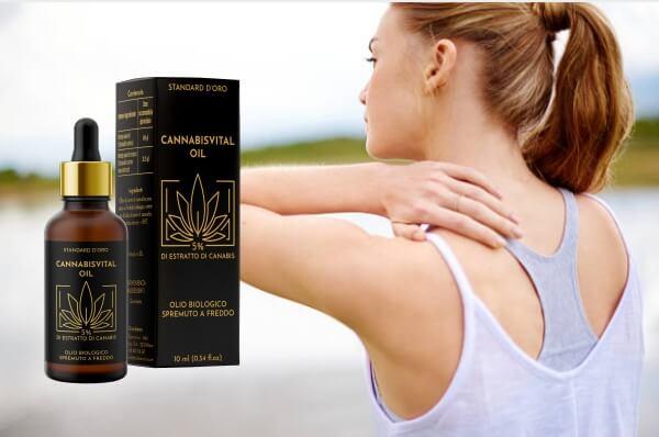 A quali sintomi devo fare attenzione quando prendo l'olio di canapa Cannabisvital?