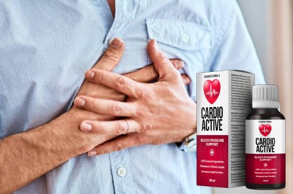 Cardio Activ Effetti attivi