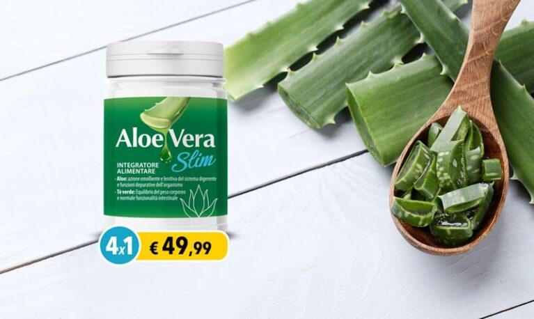 Quali ingredienti ci sono in Aloe Vera Slim?