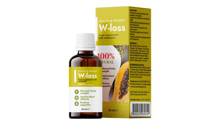 W-Loss gocce - funziona, recensioni, opinioni, in farmacia, prezzo