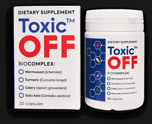 Toxic Off capsule – funziona, recensioni, opinioni, in farmacia, prezzo
