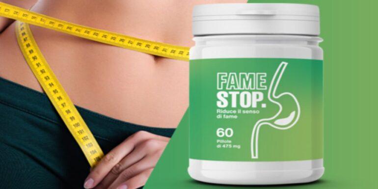 Fame Stop - quali ingredienti ci sono nella formula delle capsule?