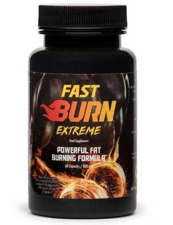 Fast Burn Extreme capsule - funziona, recensioni, opinioni, in farmacia, prezzo