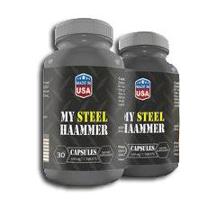 My Steel Haammer capsule funziona, recensioni, opinioni, in farmacia, prezzo