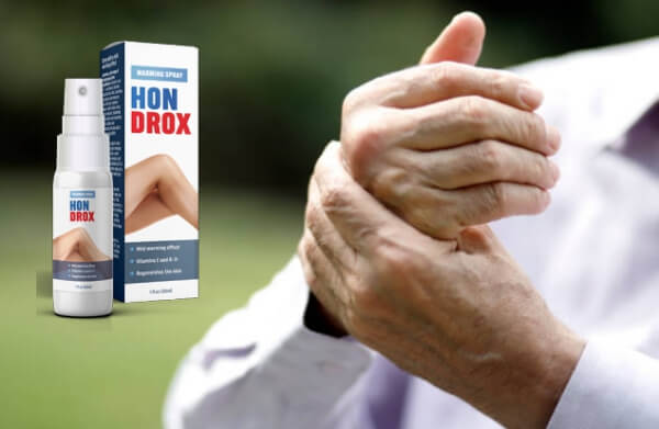 Hondrox - come usare lo spray? Istruzioni per l'uso