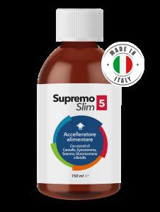 Supremo Slim 5 - opinioni, ingredienti, prezzo, dove comprare?