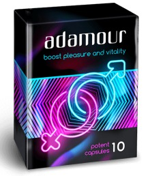 Adamour capsule – opinioni, ingredienti, prezzo, dove comprare?